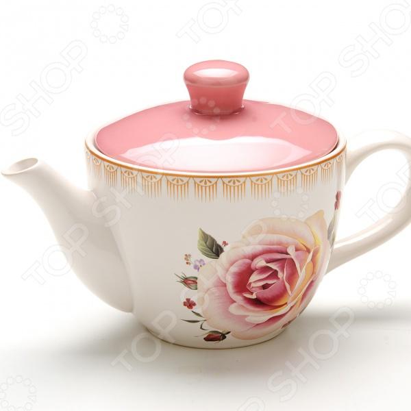 Чайник заварочный Loraine «Нежность» LR-25653