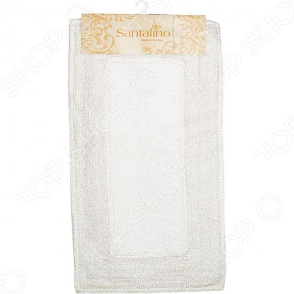 Коврик для ванной комнаты Santalino «Милена» 852-011 коврик для ванной арти м 60х100 см милена