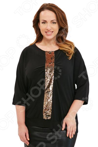 Блуза Blagof «Лунная дорожка». Цвет: золотой платье женское blagof
