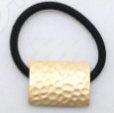 Резинка для волос Bradex «Голд»