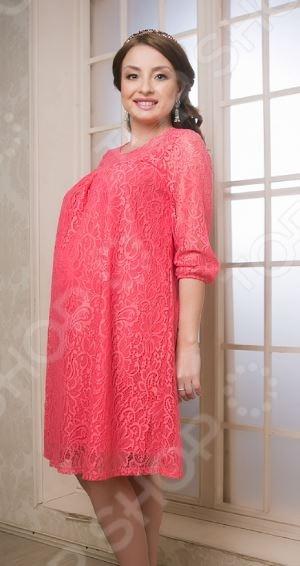 Платье для беременных Nuova Vita 2153.04 платья lamiavita гипюровое платье