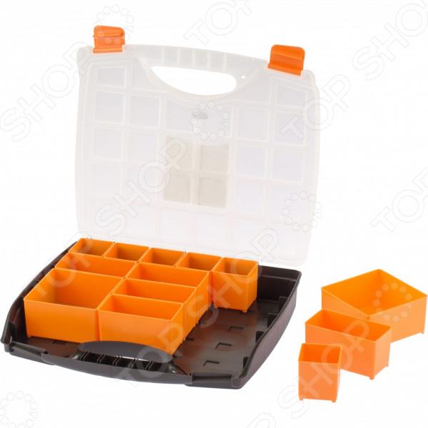 Органайзер для крепежа с контейнерами Stels 90724