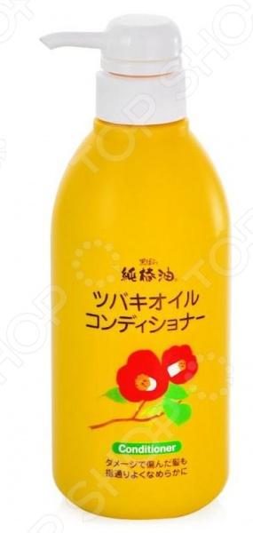 Кондиционер для волос Kurobara Tsubaki Oil «Чистое масло камелии» масло innisfree relaxing lavender oil объем 11 мл
