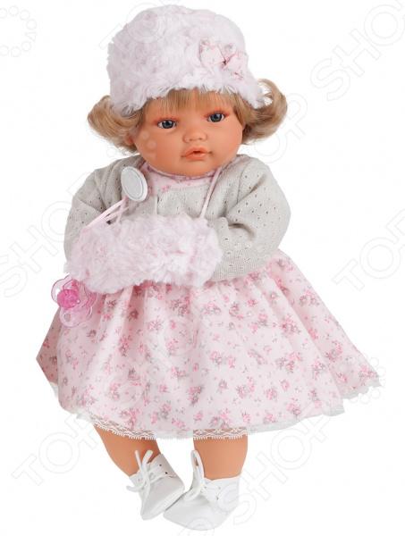 Кукла интерактивная Munecas Antonio Juan «Белла в белом» кукла интерактивная munecas antonio juan каталина блондинка