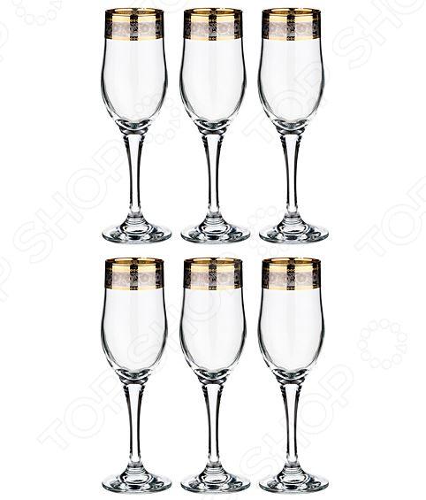 Набор фужеров для шампанского «Тулип кант» - артикул: 1863769