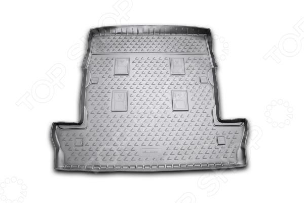 Коврик в багажник Element Lexus LX 570, 2007-2012, 2012, внедорожник, 7-ми местный (длинный) цена