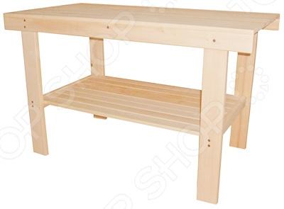 Стол с полкой Банные штучки 32437 Банные штучки - артикул: 1841159