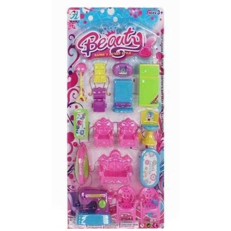 Купить Набор мебели игрушечный Shantou Gepai 5913
