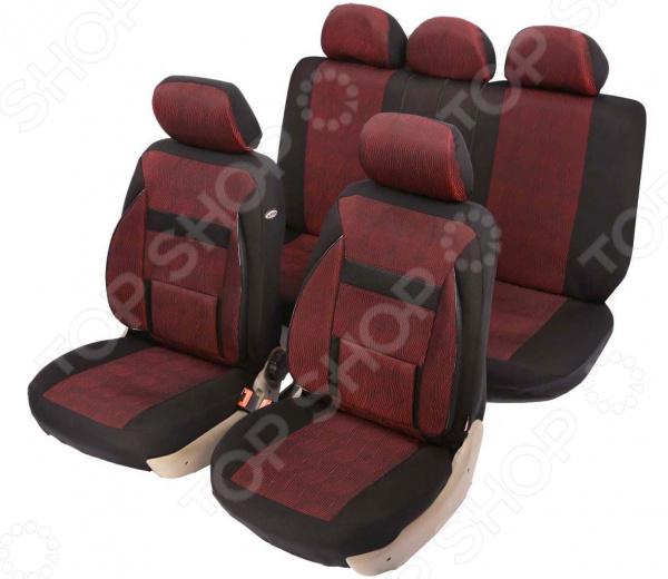 Набор чехлов для сидений Senator NEW Nebraska куплю чехлы на авто с орлами
