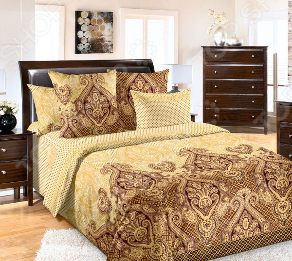 Фото Комплект постельного белья Белиссимо «Агра-1»
