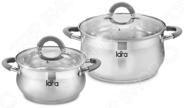 Набор посуды LARA Bell Promo LR02-109 lara apple lr02 33