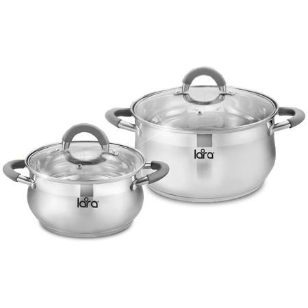 Купить Набор посуды LARA Bell Promo LR02-109