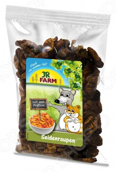 Лакомство для грызунов JR Farm Seidenraupen