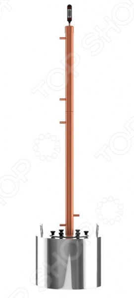 Самогонный аппарат Cuprum&Steel Rocket 35