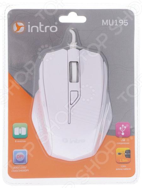 Мышь Intro MU195 мышь intro mu204