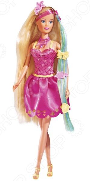 simba кукла штеффи стильные волосы 29 см 5733012 Кукла Simba «Штеффи. Стильные волосы»
