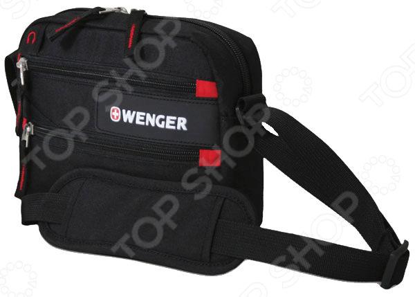 Сумка на плечо Wenger 18322135 сумка wenger 600d черный 18322135 23x18x5см
