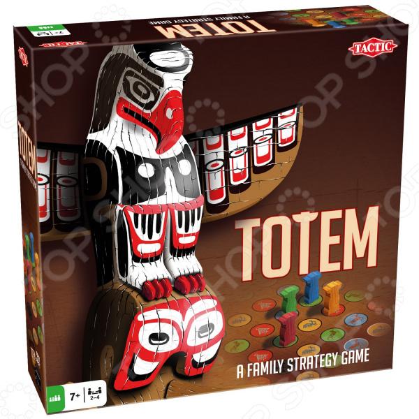 Игра настольная Tactic «Тотем»