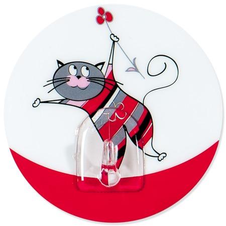 Купить Крючок Tatkraft Funny Cats Chucho