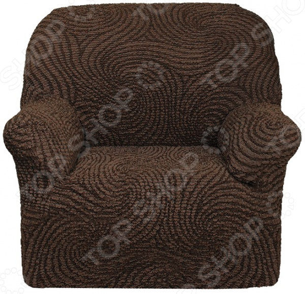 Zakazat.ru: Натяжной чехол на кресло Еврочехол «Этна. Корсика»