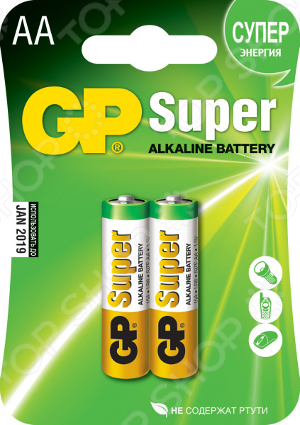 Элемент питания GP Batteries GP 15A-CR2 gbu15k u15k80r 15a 800v