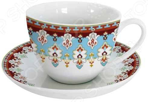 Чайная пара МФК «Роксолана»
