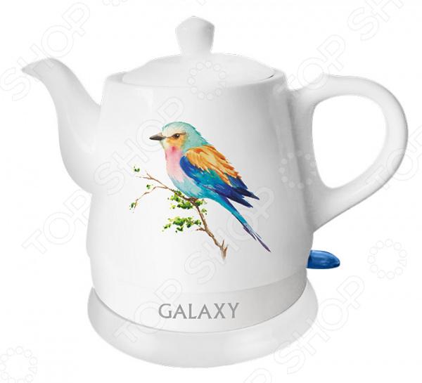 Чайник Galaxy GL 0501 galaxy gl 0104 чайник электрический