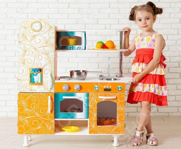 Кухня игрушечная PAREMO «Джелато Аранцио»