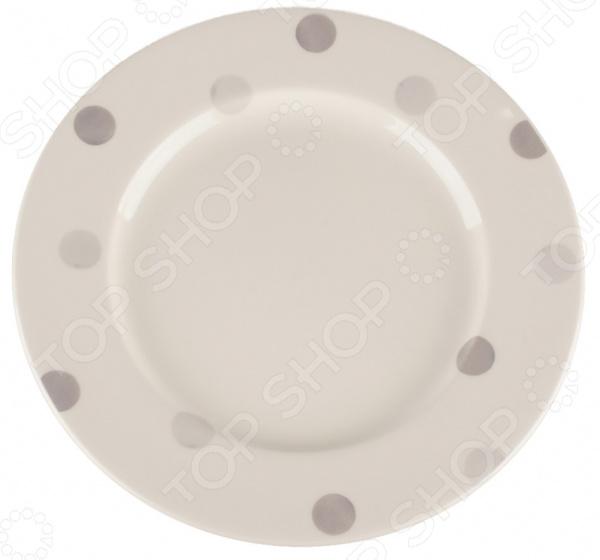 Набор десертных тарелок Quality Ceramic «Модди»