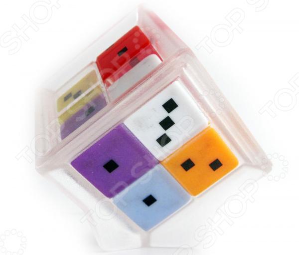 Головоломка Recent Toys «Счастливая Семерка» игра головоломка recent toys cubi gami