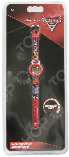 Часы наручные детские Kids Euroswan Disney Cars 3 цена и фото