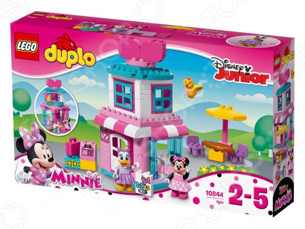 Конструктор для малышей LEGO Duplo «Магазинчик Минни Маус» lego lego duplo 10597 день рождения с микки и минни