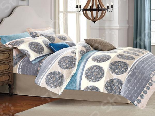 Zakazat.ru: Комплект постельного белья Cleo 010-SR. 1,5-спальный