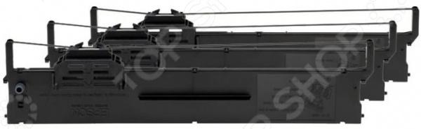 Комплект риббон-картриджей Epson S015339 для PLQ-20/PLQ-20M plq 20