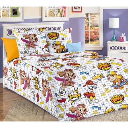 Купить Детский комплект постельного белья ТексДизайн «Команда»