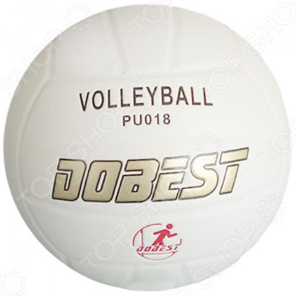 Мяч волейбольный DoBest PU018