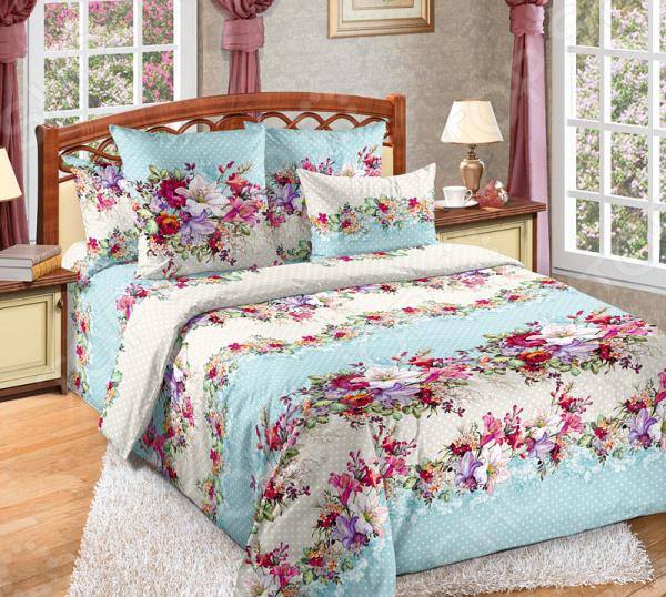Фото Комплект постельного белья Белиссимо «Кокетка»