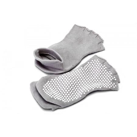 Купить Носки противоскользящие Bradex с открытыми пальцами