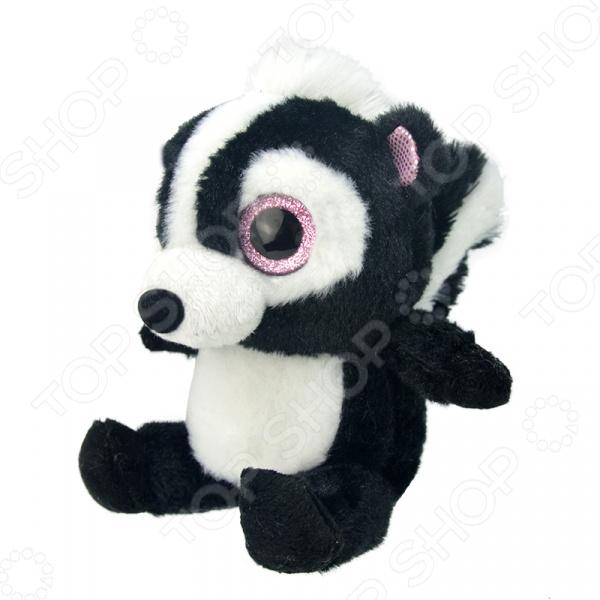Мягкая игрушка Wild Planet «Скунс» Мягкая игрушка Wild Planet «Скунс» /15 см