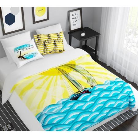 Купить Комплект постельного белья Сирень «Путешествие к мечте»