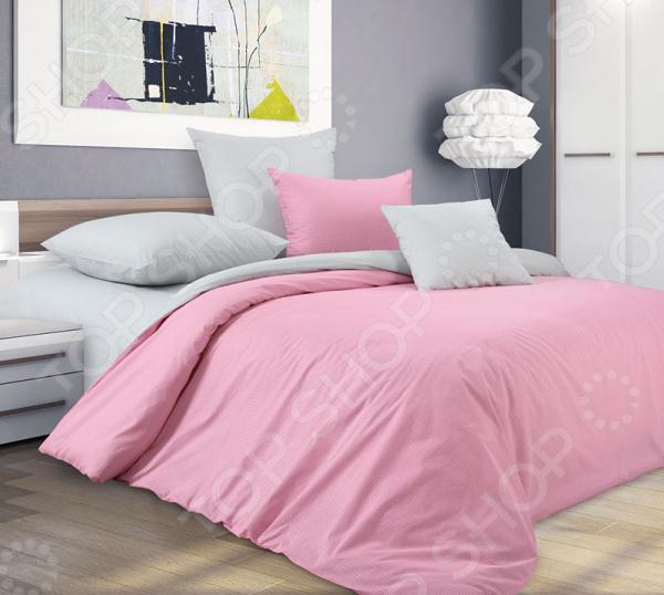 цена Комплект постельного белья Королевское Искушение с компаньоном «Воздушный поцелуй» онлайн в 2017 году