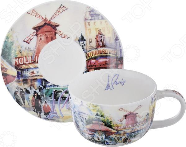Чайная пара Gift'n'home «Париж, Париж!»