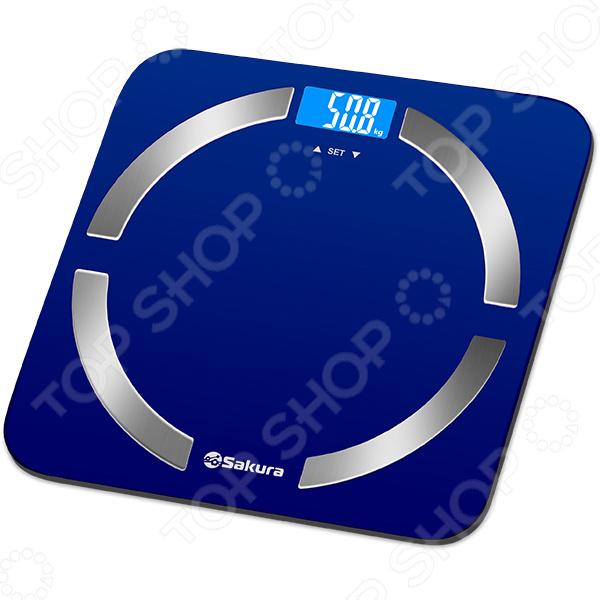 Весы Sakura SA-5056 весы напольные sakura sa 5000 6