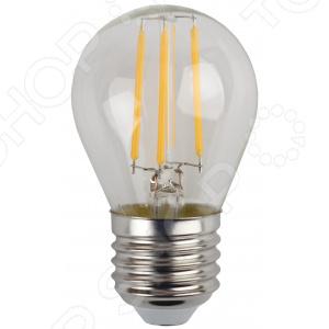 Лампа светодиодная Эра P45-7W-827-E27 лампа светодиодная эра p45 7w 827 e27 clear