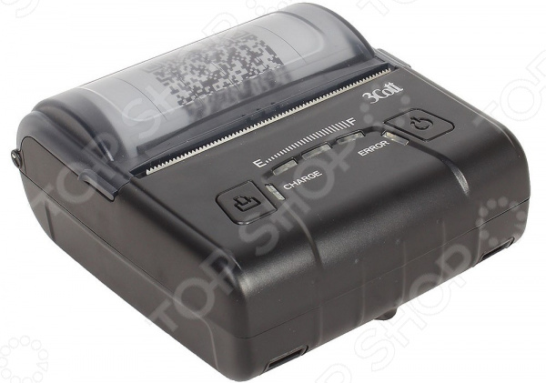 Принтер для чеков 3Cott 3C-TP-80BT pos 8002ld 80mm lcd display bluetooth thermal pos receipt printer