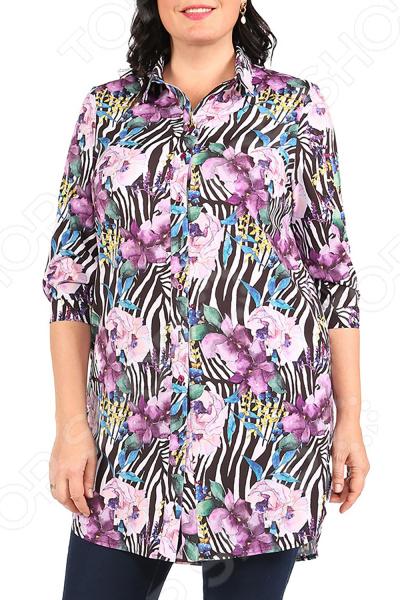 Платье-рубашка Blagof «Грациозная дама»