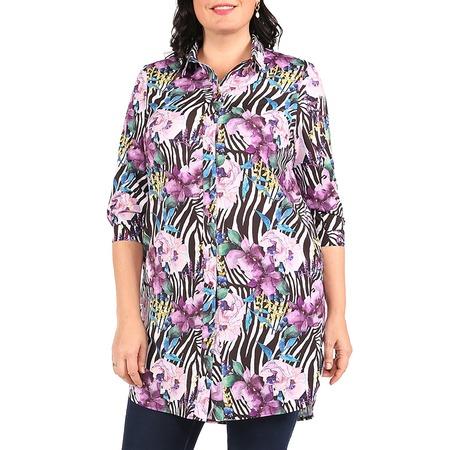 Купить Платье-рубашка Blagof «Грациозная дама»