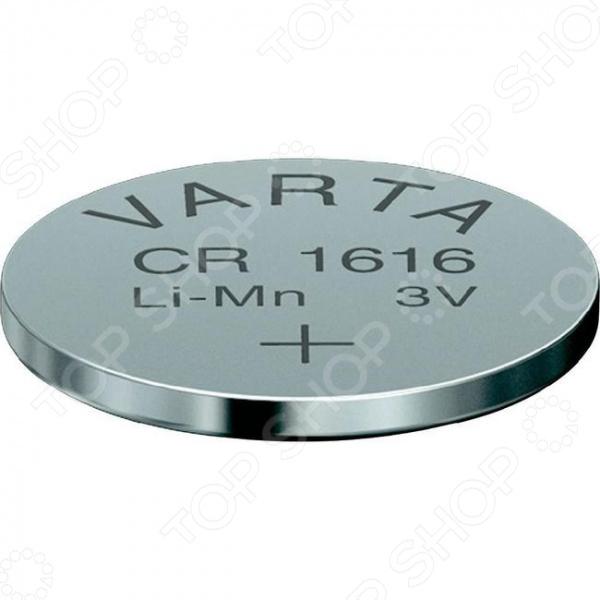 Элемент питания VARTA Electronics CR 1616 элемент питания varta electronics cr2450 блистер 206450101402