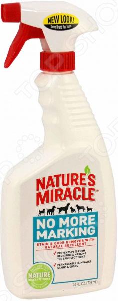 Уничтожитель пятен и запахов от животных No More Marking S&O Remover