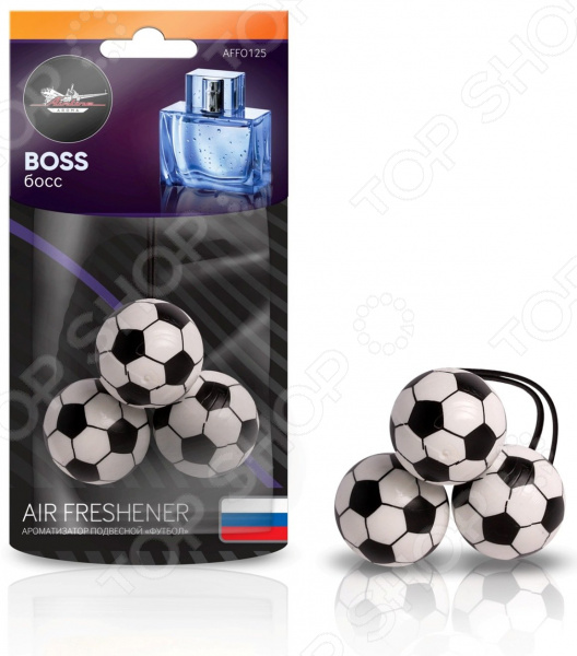 Ароматизатор подвесной Airline «Футбол»